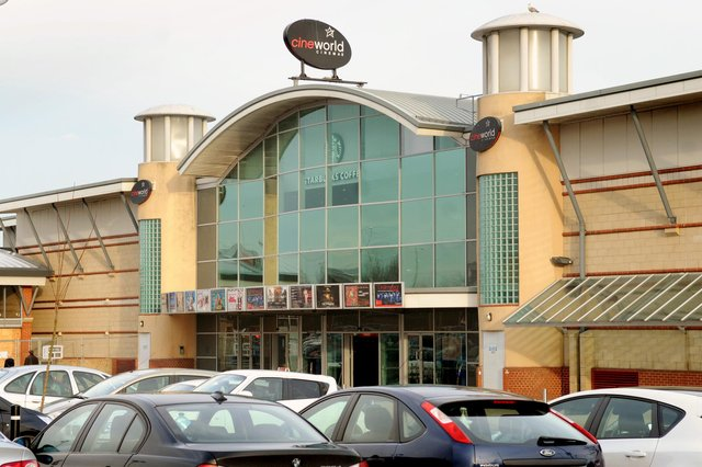 Cineworld, Boldon Leisure Park