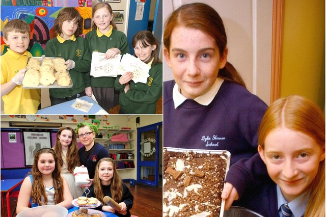 See how many of these Hartlepool area baking scenes you recognise.