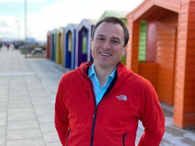 Dr Paul Williams will be representing Labour at the May 6 Hartlepool by-election.