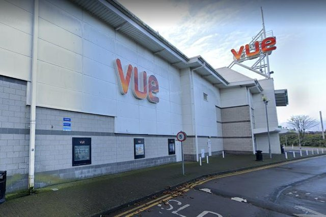 Hartlepool's Vue cinema. Photo: Google