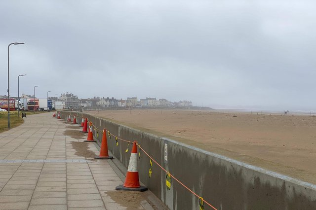 Cleveland Police said in a statement that a body was found on the beach at Seaton Carew.