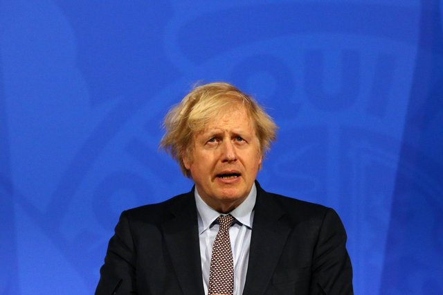 Prime Minister Boris Johnson has confirmed that lockdown restrictions will further ease in England from May 17. Photo: Getty Images.
