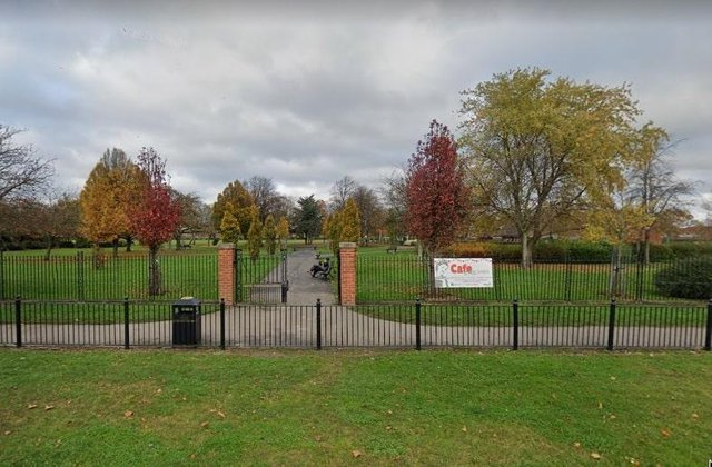 A 11-year-old boy was assaulted in John Whitehead Park