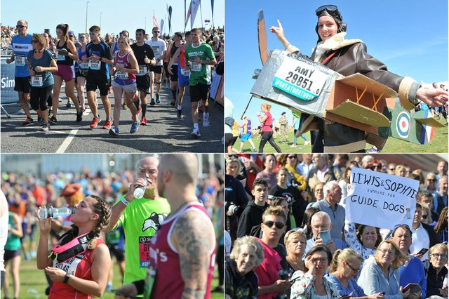 The Great North Run will this year start and finish in Newcastle, instead of the finish line being in South Shields.