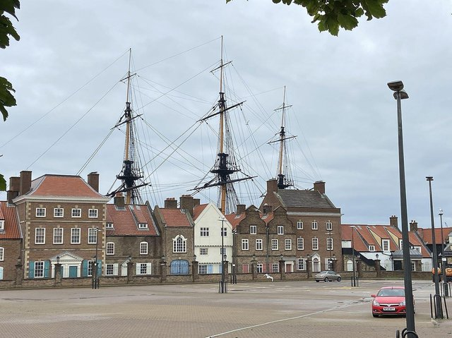 National Museum of the Royal Navy Hartlepool.