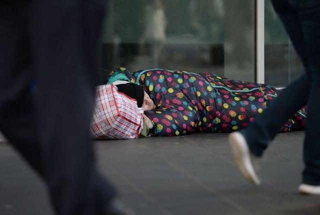 Hartlepool  homelessness fears