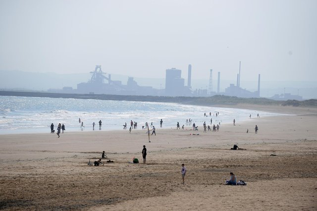 Weather forecasters warn of risk of 'hot conditions' for Hartlepool as UK heatwave looks set to last into July