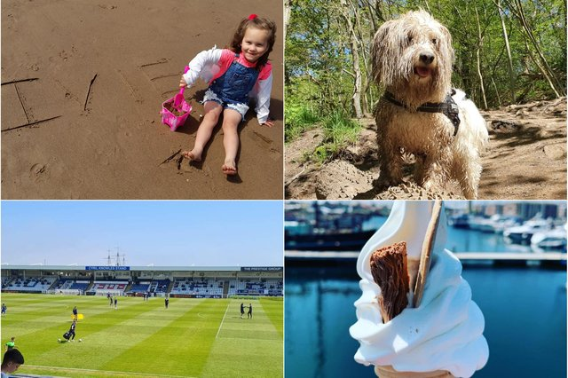 Mail readers have been sharing their favourite pictures from the bank holiday weekend.