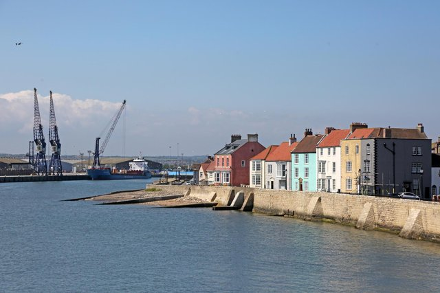 The Hartlepool skies should look a bit more like this as the week wears on. Picture by Tom Banks.