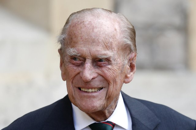 File photo dated 22/7/2020 of the Duke of Edinburgh, who has spent a month in hospital under the care of medical staff after originally being admitted with an infection.