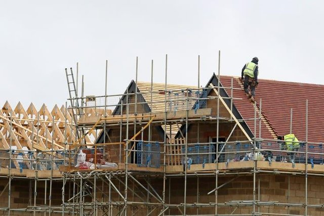 Affordable home building defies pandemic