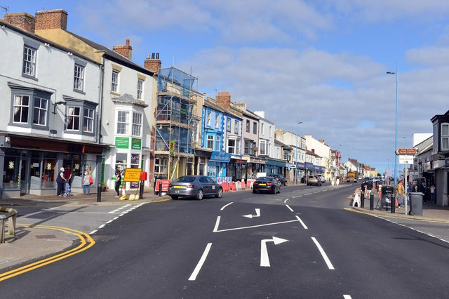 Will you be heading out to Seaton Carew this weekend?