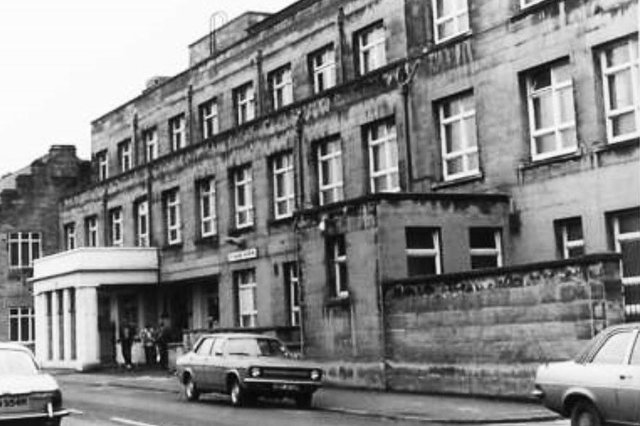 Many people will have memories of St Hilda's Hospital on the Headland. Did you work there or perhaps you had treatment as a patient there.