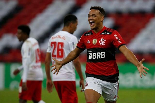 Middlesbrough have been linked with Flamengo striker Rodrigo Muniz.