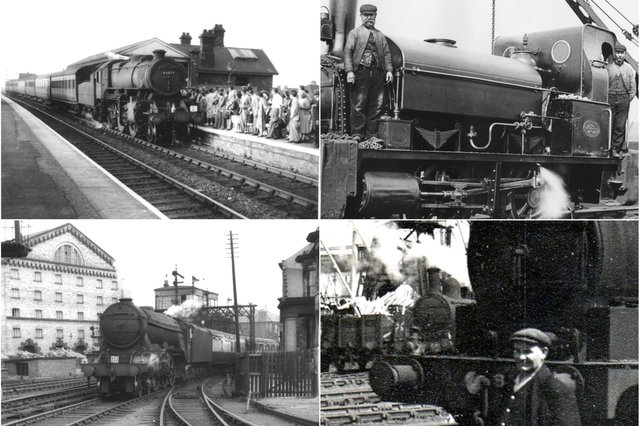 The age of the steam railway. All aboard for a journey through the decades.