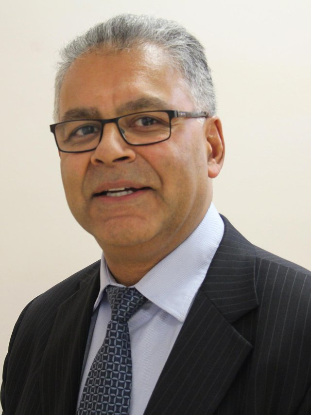 """North Tees and Hartlepool NHS Foundation Trust medical director Deepak Dwarakanath has warned football fans ahead of the big England-Scotland clash: """"There is nothing patriotic about drinking until you injure yourself"""""""