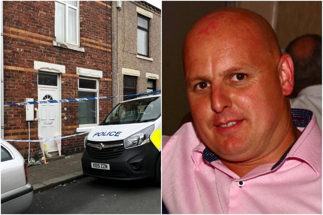 John Littlewood was found dead inside his home in Third Street, Blackhall Colliery, on July 30, 2019.