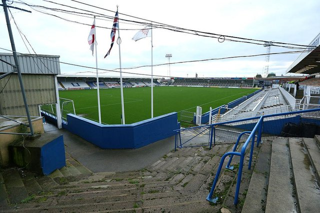 Pools are looking for a new CEO  (Photo by Mark Runnacles/Getty Images)