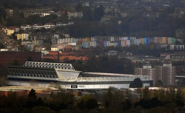 Ashton Gate Stadium, Bristol (Photo by Harry Trump/Getty Images)