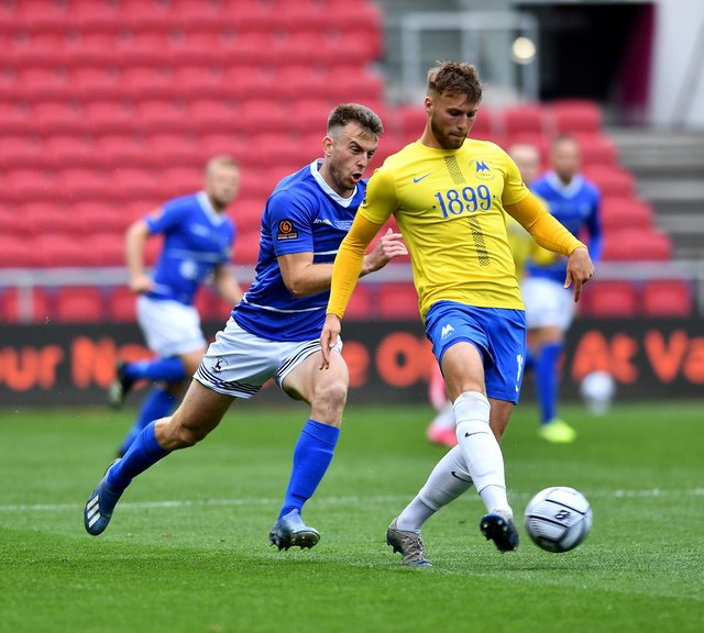Who impressed for Hartlepool United against Torquay Unite?