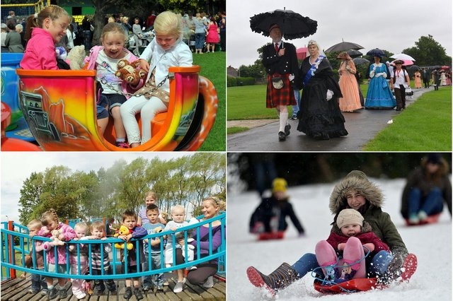 So much happens in Hartlepool's parks. Did we get you on camera?