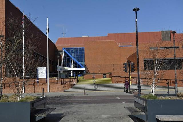 Hartlepool Civic Centre, Victoria Road, Hartlepool.