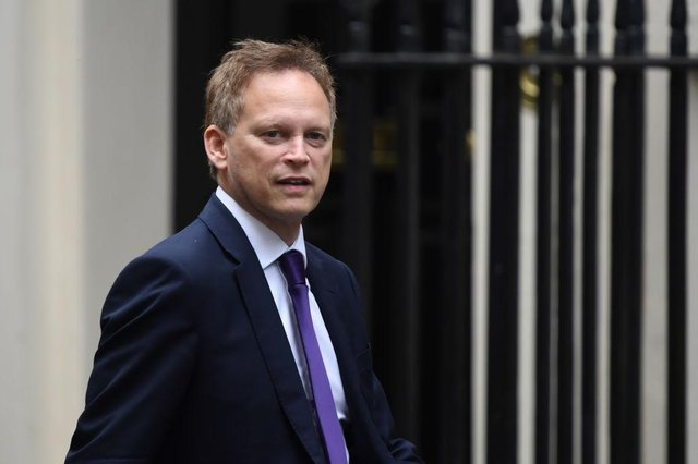 Grant Schapps (Photo by Chris J Ratcliffe/Getty Images)