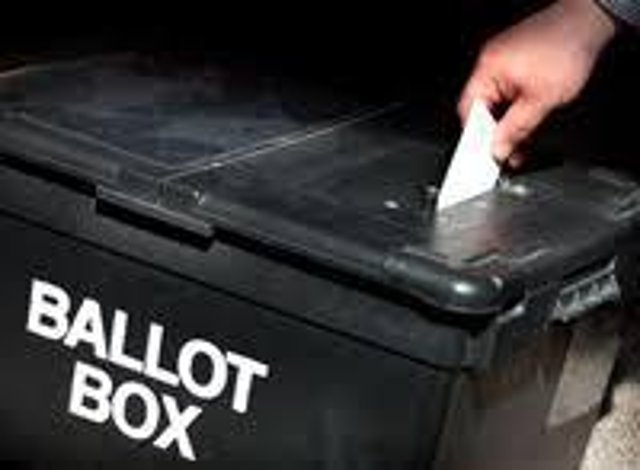 Voters will go to the polls on May 6.