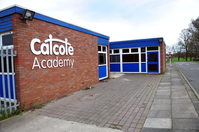Catcote Academy could be set for £2.75m of improvements.