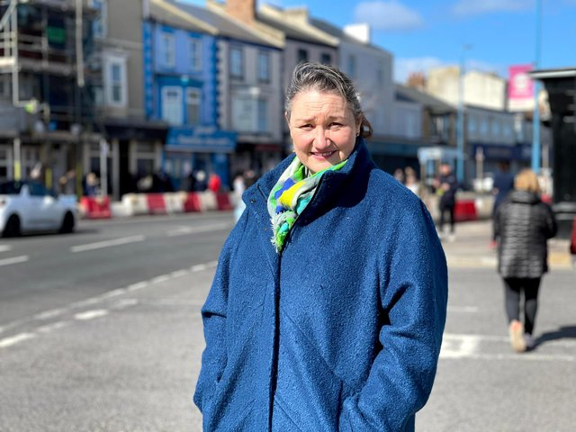 Jill Mortimer is aiming to become the first Conservative MP to serve Hartlepool since 1964.
