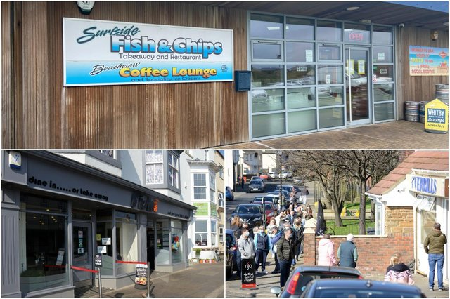 Surfside, Fish Face and Verrills all feature on Trip Advisor's list of top places for fish and chips in Hartlepool.