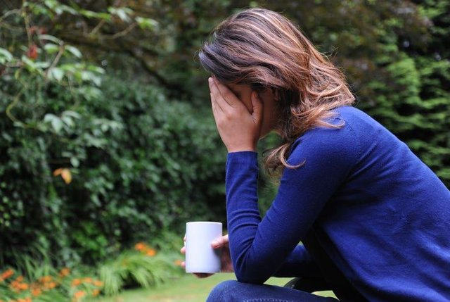 One in eight are depressed