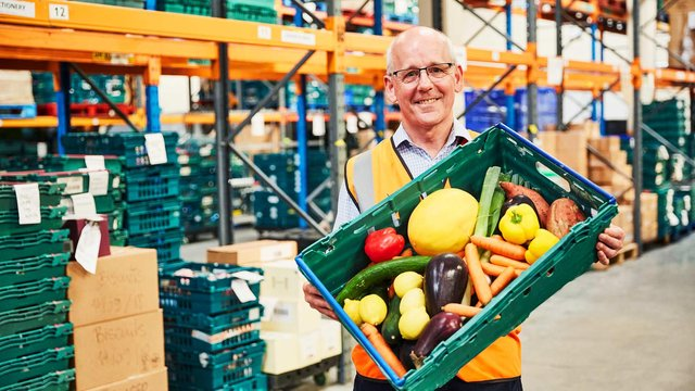 FareShare CEO Lindsay Boswell.