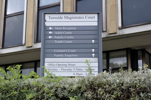Teesside Coroner's Court is based in Middlesbrough.
