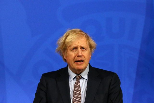 Prime Minister, Boris Johnson. (Photo by Hollie Adams - WPA Pool/Getty Images)