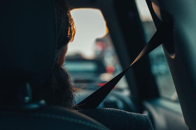 It is the law to wear a seatbelt.