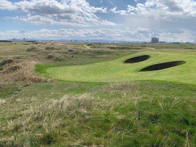 Seaton Carew Golf Club.