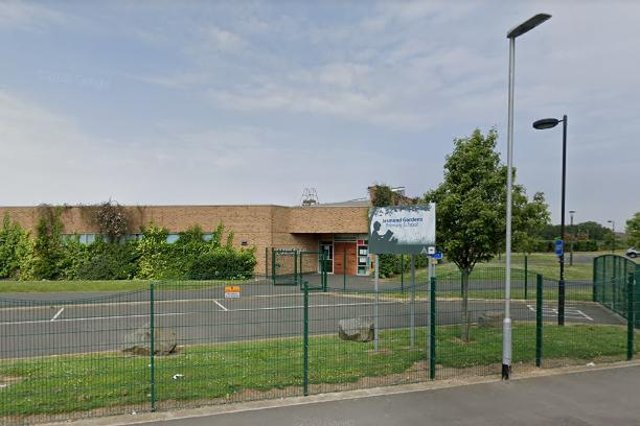 Jesmond Gardens Primary School has closed two days early./Photo:Google
