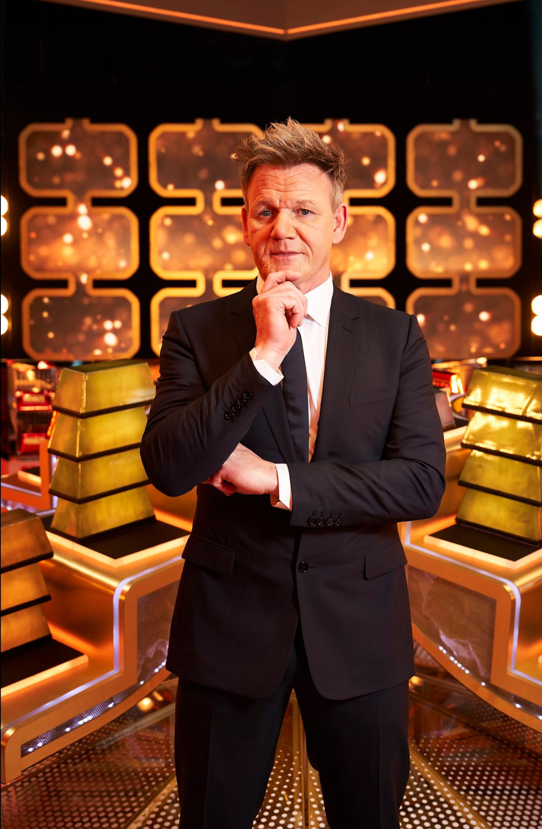 After Gordon Ramsay's attack on Falkirk, here's why people in rubbish game shows shouldn't throw stones – Aidan Smith