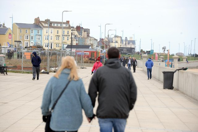 This is what you can expect from the weather in Hartlepool this weekend.
