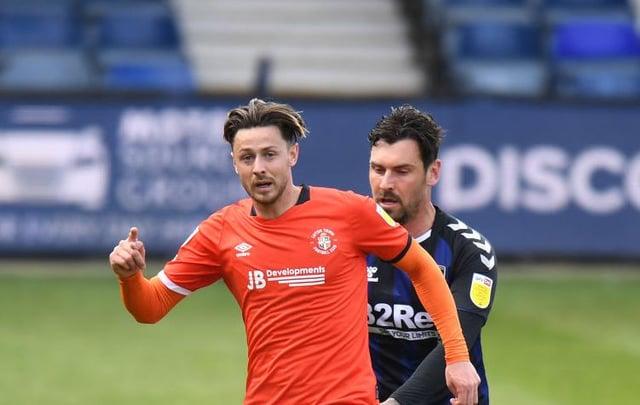 Middlesbrough defender Grant Hall.