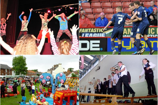 What are your memories of 2012 and do any of these local events ring a bell?