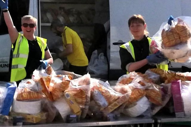 The Bread and Butter Thing will launch at Community Hub Central in York Road, Hartlepool, on February 18.