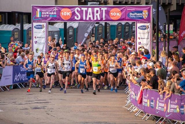 The Durham City Run Festival prepares for big return in July