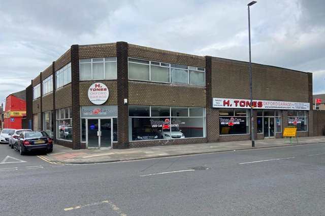 Eleven cars were stolen from Tones Garage on Oxford Road in the early hours of Sunday, May 17. Three have so far been recovered. Picture by Frank Reid.