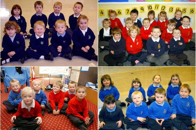 It was a big day for all these children and their families. Does this day in 2004 bring back wonderful memories?