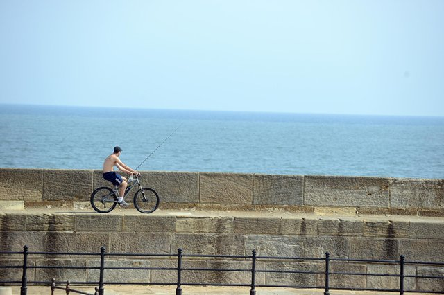 The 'reset health' campaign is hoping to encourage people in Hartlepool to live healthier lifestyles