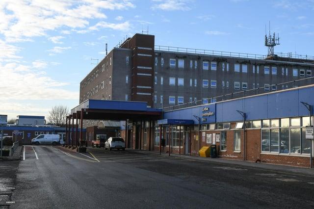 Linda Fairhall oversaw the district nursing team of around 50 nurses in Hartlepool.