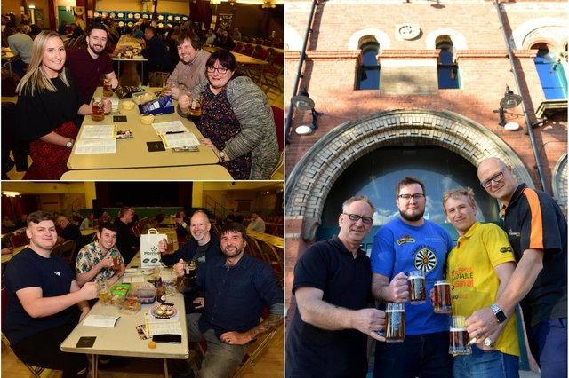 Going retro with these Round Table Beer Festival scenes. How many do you remember?