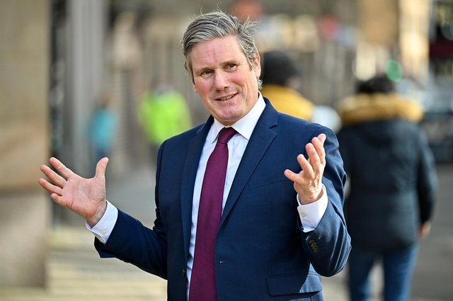 Labour leader Sir Keir Starmer will be in Hartlepool to show his support for the party's MP candidate Dr Paul Williams.